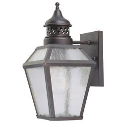 Chiminea Outdoor Wall Sconce No. 577213