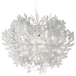 Fiorella Chandelier (White) - OPEN BOX RETURN