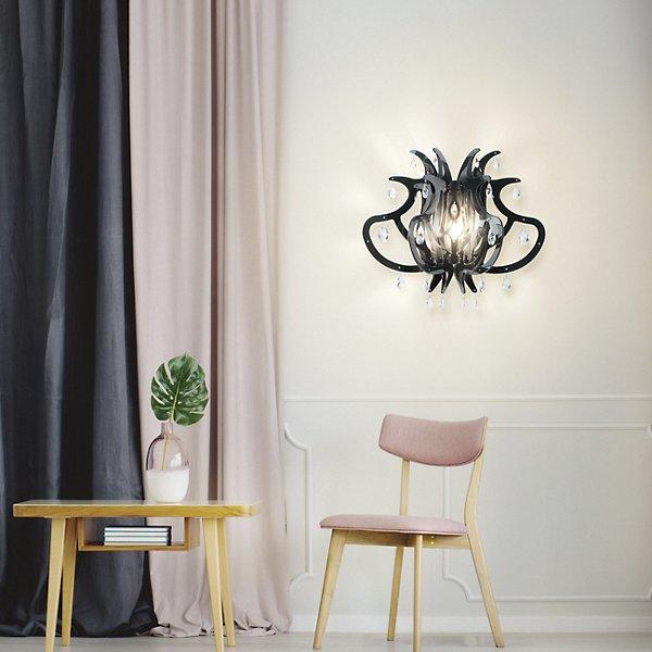 Medusa Wall Sconce