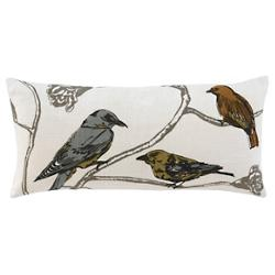 Chinoiserie Long Pillow