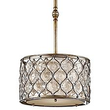 Lucia Drum Pendant Light