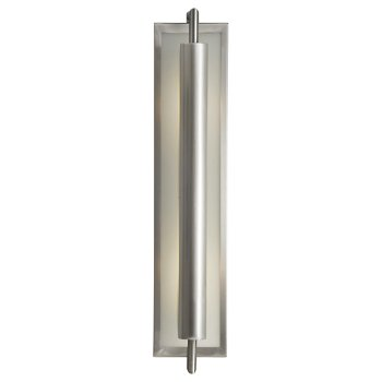 Shown in Brushed Steel with Opal finish