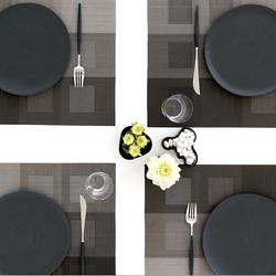 Engineered Squares Set of 4 Tablemats