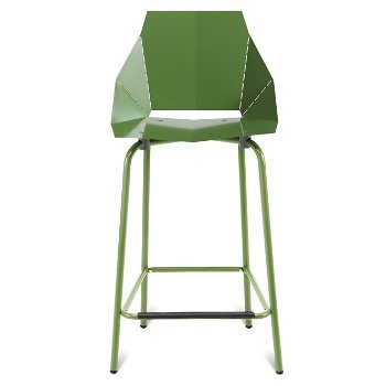 Shown in Green, Counterstool / 35.5-Inch
