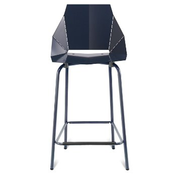 Shown in Navy, Counterstool / 35.5-Inch