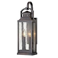 Revere 2 Light Outdoor Wall Sconce