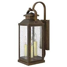 Revere 3 Light Outdoor Wall Sconce