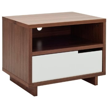Modu Licious Bedside Table By Blu Dot At Lumens Com