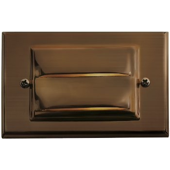 Shown in Frosted, Matte Bronze finish