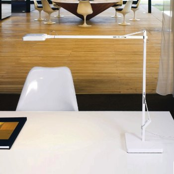 Kelvin LED Task Lamp with Table Base