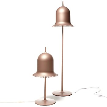Lolita Table Lamp with Lolita Floor Lamp