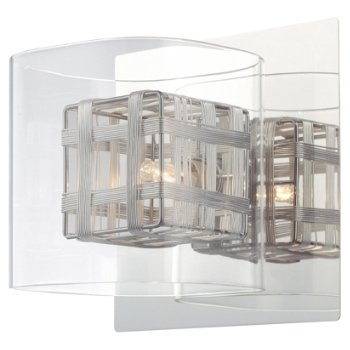 Jewel Box Wall Sconce