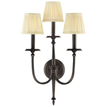 Jefferson 3-Light Wall Sconce