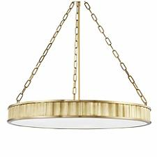 Middlebury Round Pendant Light
