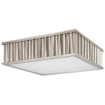 Shown in Polished Nickel finish, Small size