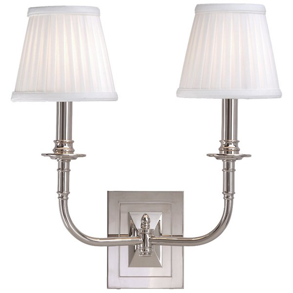 Lombard 2-Light Wall Sconce