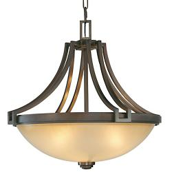 Underscore Bowl Pendant