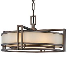 Underscore Drum Pendant Light