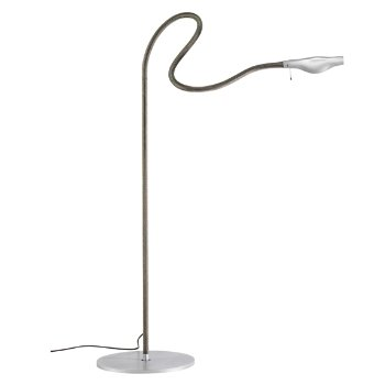 Metall F. Cooper Floor Lamp