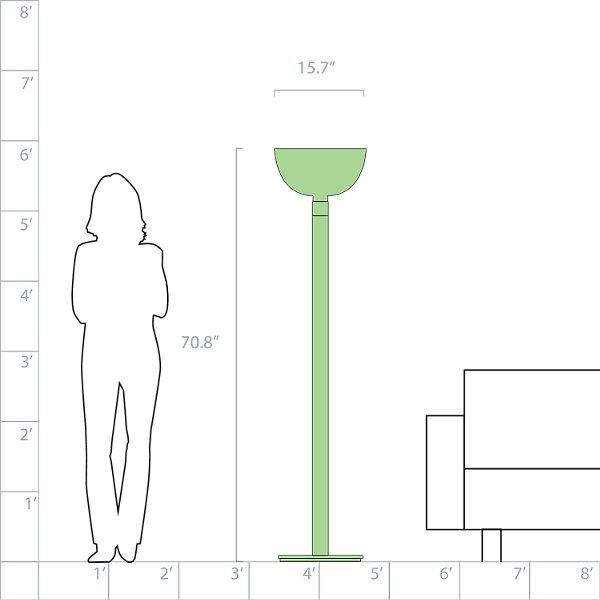AM2C Floor Lamp