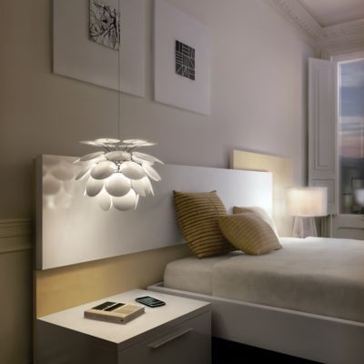 Pendant Lighting Trend to Try: Bedside Pendant Lighting