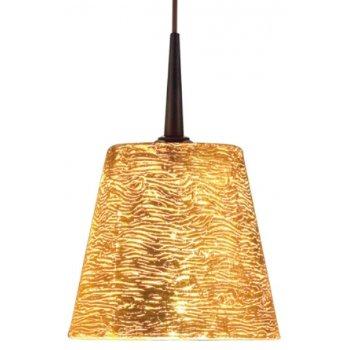 Shown in Gold shade, Bronze finish