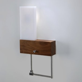 Cubo LED Sconce / Reading Light