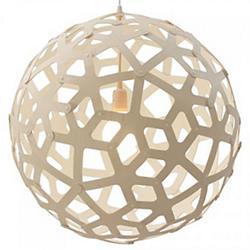 Coral White Pendant