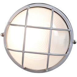 Outdoor flush mount lights flushmount outdoor lighting at lumens nauticus round ceilingwall light aloadofball Images