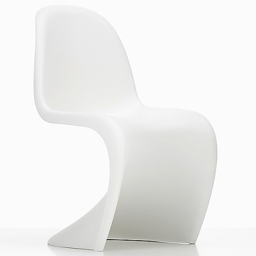 panton chair 1999 by vitra at lumens com