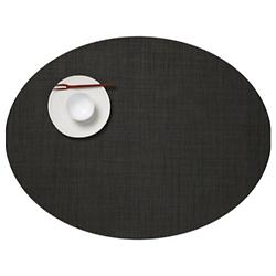 Mini Basketweave Oval Placemat