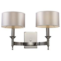 Pembroke 2 Light Wall Sconce