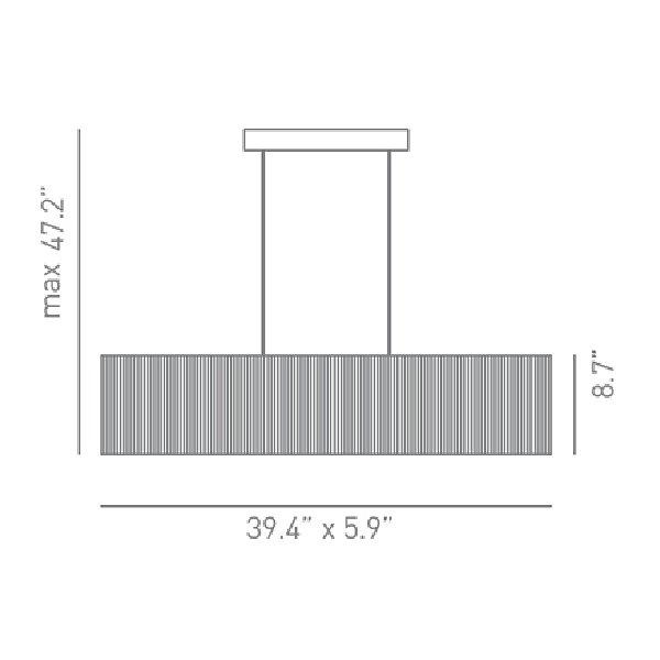 Clavius Linear Suspension