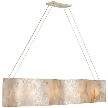 Shown in Kabebe shade, 60 Inch size