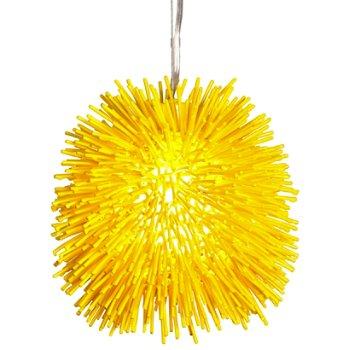 Shown in Un-Mellow Yellow