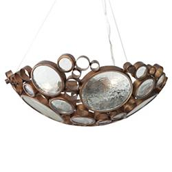 Fascination Bowl Pendant
