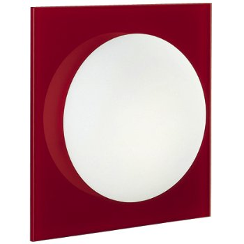 Shown in Red finish