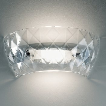 Shown in Chorme finish, Clear Crystal shade