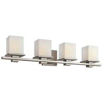 Shown in Antique Pewter finish, 4 Light