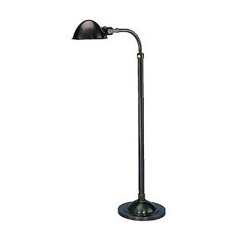 Alvin Pharmacy Floor Lamp (Patina Bronze) - OPEN BOX RETURN