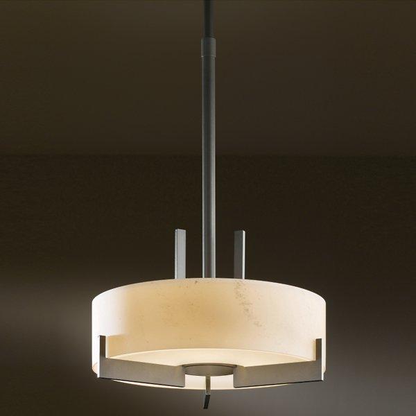 Axis Adjustable Drum Pendant
