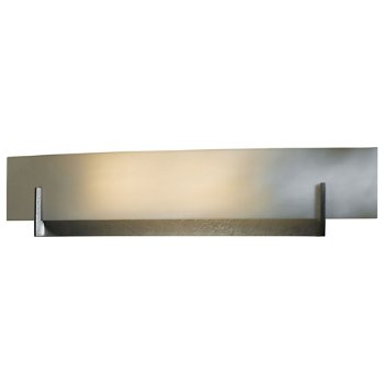 Shown in White Art Glass color, Burnished Sand finish