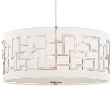 Alecia's Necklace Drum Pendant Light