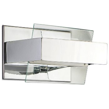 Shown in Chrome with Chrome finish