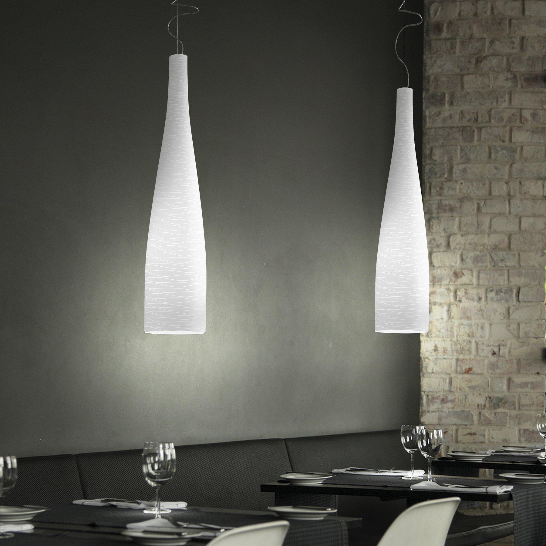 Commercial Cylinder Pendant Lighting