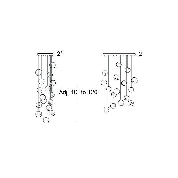 28.16 Multi-Light Pendant
