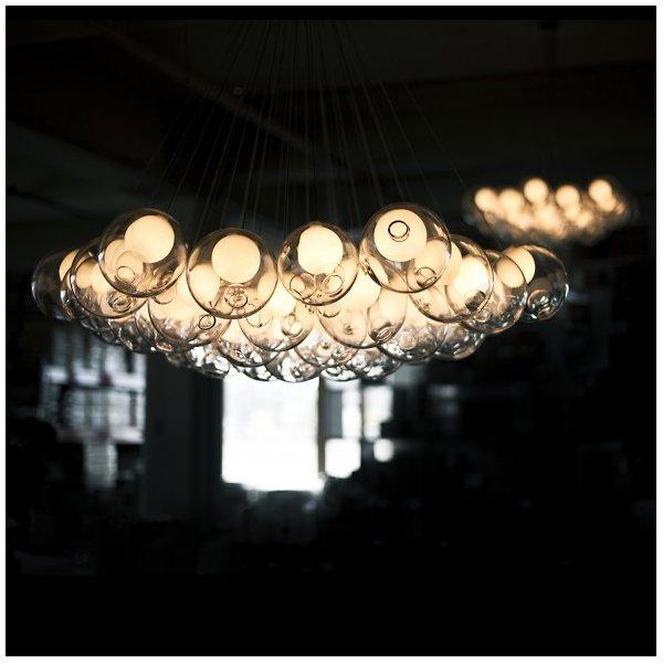 28.37 Multi-Light Cluster Pendant