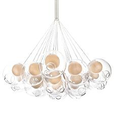 28.19 Multi-Light Cluster Pendant Light