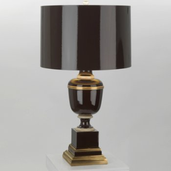 Shown in Chocolate with Chocolate Painted shade