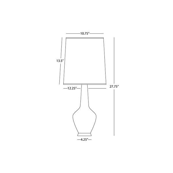 Capri Small Lamp